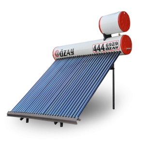 30 Vakum Tüplü Basınçlı Güneş Enerjisi