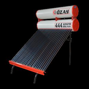 24 Vakum Tüplü Statik Tam Boy Güneş Enerjisi